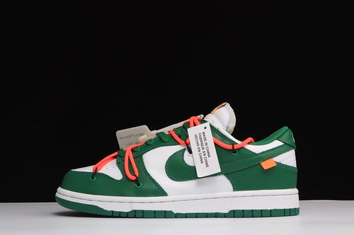 PK毒版Off-White x NK Dunk Low 联名_pk工厂