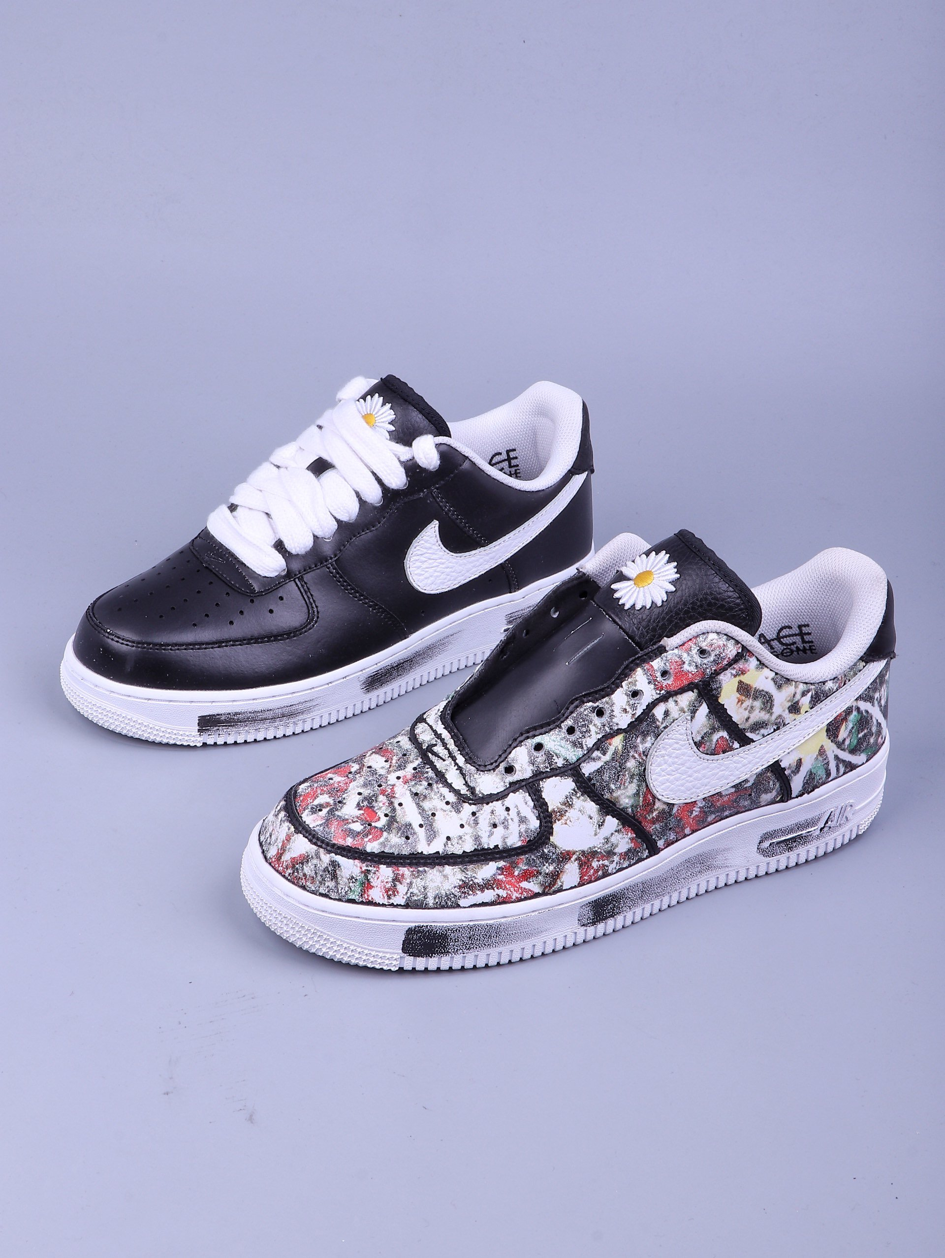 PEACEMINUSONE x NIKE Air Force 1 雏菊
