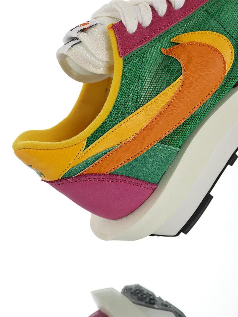 Sacai x Nike Ldv Waffle 日式解构美学