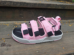 NB新百伦 New Balance凉拖 三条杠 组合大底 高品质 高清洁度  沙滩凉鞋 36-44