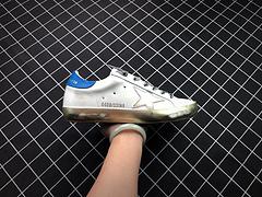 B60433   GoIden Goose/GGDB 小脏鞋系列购入原版一比一开模 订制高端柔软皮革 纯手工制作四角金属LoGo 手工刷洗上色打蜡  X-C