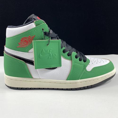 Air Jordan 1 Retro High OGLucky Green凯尔特人限定 AJ1代经典复古经典高帮篮球鞋 凯尔特人幸运绿配色 DB4612-300_ljr版本的aj4酷灰