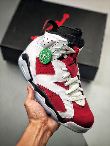 Air Jordan 6 Retro Carmine胭脂 CT8529-106_后莎工厂店鞋子怎么样