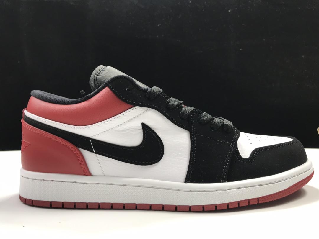 【特供版:AJ1 Low】金钩白 Air Jordan 1 low OG,货号:CZ4776-100_ljr版本的鞋子