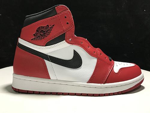莞顶LJR芝加哥   莞产 Air Jordan 1 RETRO HI OG,货号:555088-101_ljr版本椰子什么意思