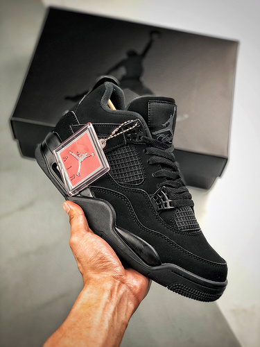 "Air Jordan 4 Retro""Black Cat""   黑武士 / 黑猫  货号:CU1110-010_莆田的独家版本是什么"
