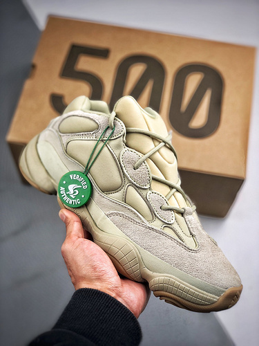 "Yeezy500 ""Stone"" 石头 货号:FW4839_h12纯原和s2纯原"