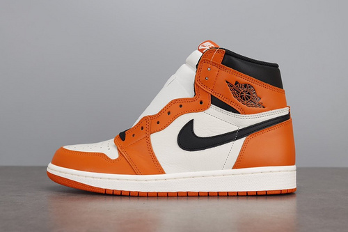 LJR版 AIR JORDAN 1RETRO HIGH OG AJ1 白扣碎 555088-113_巴黎世家莆田god意产版