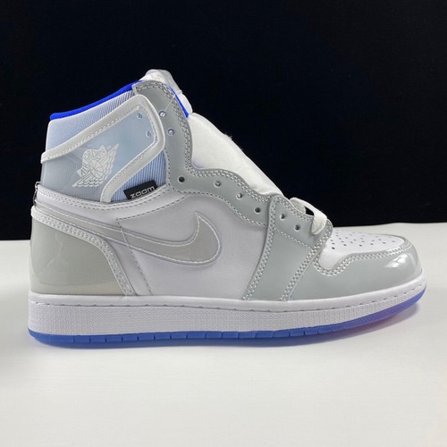"LJR版小迪奥 Air Jordan 1 High Zoom R2T ""Racer Blue"" 小迪奥配色 CK6637-104_在哪能买到ljr版本"