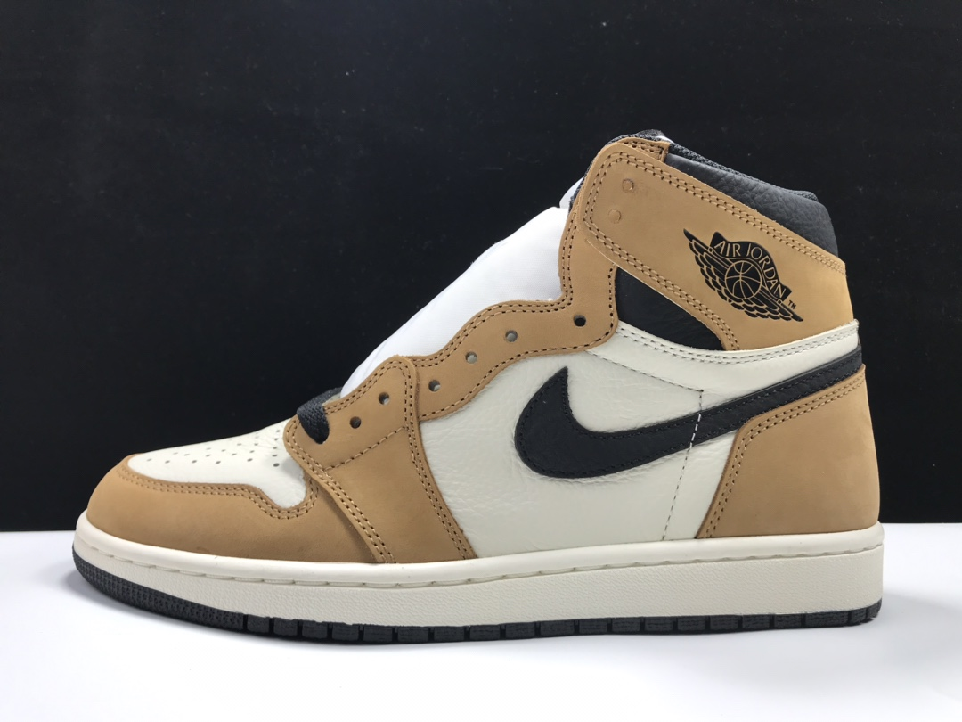 "【莞s2版:乔一】 最佳新秀    Air Jordan 1  AJ1   ""Rookie of the year"",货号:555088-700_ljr版本的aj4酷灰"