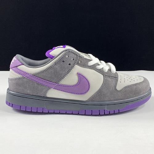 "NIKE Dunk Low Pro SB ""Purple Pigeon"" 紫鸽子休闲运动滑板鞋货号:304292-051_莆田god版本鞋做的怎么样"