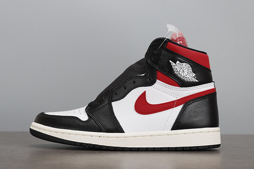 LJR版本 Air Jordan 1 AJ1新黑脚趾 红钩 禁止转卖 555088-061_莆田god版本鞋做的怎么样