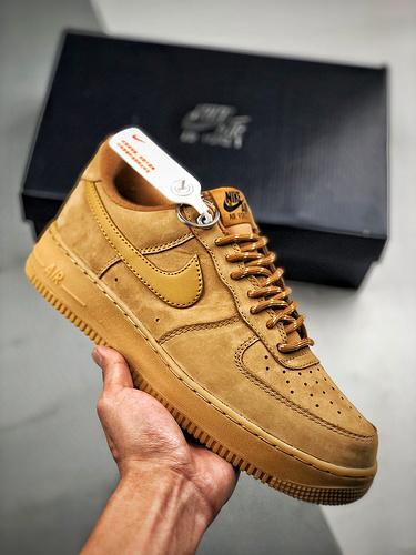 Air Force 1 Low 07 LV8 Wheat / Flax新_莆田鞋顶级版本在哪里可以买到
