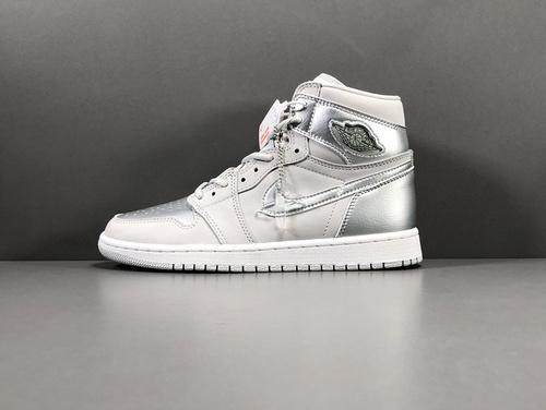 "【X版:AJ1】 灰银 日本 莞产 Air Jordan 1 High OG CD JP""Tokyo""货号:DC1788-029_莆田x版鞋"