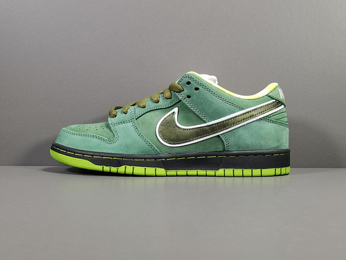 【OG版:DUNK SB】绿龙虾   Concepts x NK SB Dunk Low  联名 货号:BV1310-337_椰子og价