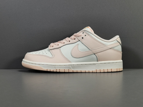 "【纯原版:DUNK】 樱花粉 NIKE DUNK LOW ""Orange Pearl""货号:DD1503-102_莆田鞋god版是什么意思"