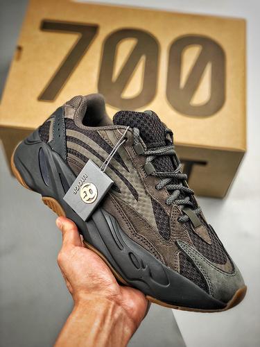 """S2椰子700OG Yeezy Boost 700V2 """"Geode""""  晶洞宝藏  货号:EG6860_aj鞋特供版"""