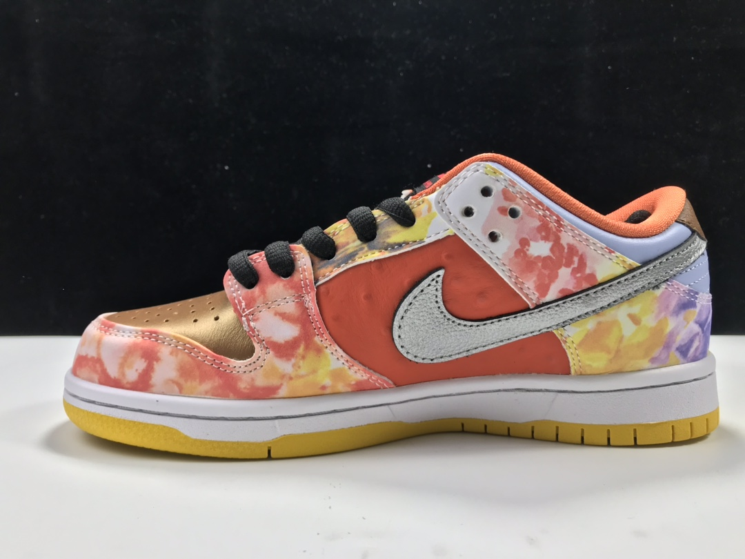 Nike SB Dunk Low cny 神食 货号:cv1628-800_ljr版本boost350v2