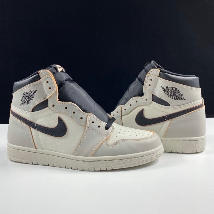 "aj1白灰刮刮乐LJR版 Nike SB x Air Jordan 1 Retro High OG ""Light Bone"" 鞋面可刮开 白黑刮刮乐配色 CD6578-006_ljr版本有做哪些鞋"