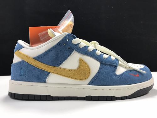 特供版:DUNK涡轮蓝 NIKE Dunk LOW/KASINA,货号:CZ6501-100_ljr和老汪版本的限定椰子鞋哪个好