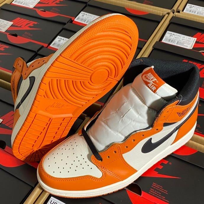 LJR版本 Air Jordan 1 Backboard AJ1 白扣碎篮板 555088-113_黑扣碎ljr版本