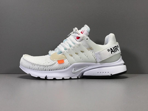 GOD版_耐克王OW2.0 全白耐克王OW  Off-White? x Nike Air Presto 2.0 联名系列主线产品,周董上脚驾驭示范,货号_AA3830--100_莆田god版什么意思