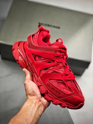 Balenciaga Sneaker Tess 3.0(无灯版)_莆田鞋最高版本和公司级差别