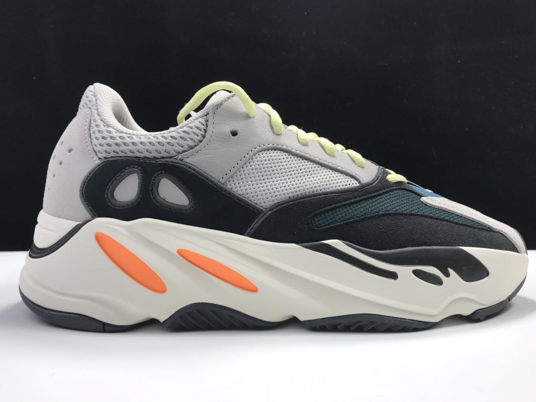 G5版纯原:700浅灰  Adidas Yeezy 700 Wave,货号:B75571_ljr版本卖家