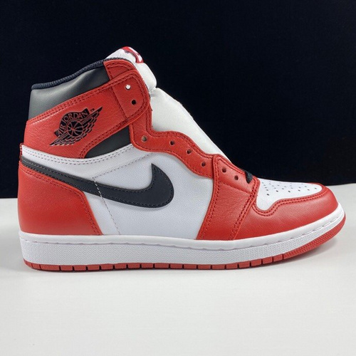 "芝加哥LJR版本 Air Jordan 1 Retro OG High ""Chicago"" 芝加哥配色 555088-101_LJR版本椰子700"