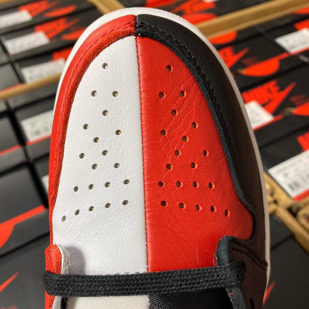 LJR版本 aj1小丑货号:861428-061 乔一AJ1小丑 Air Jordan 1 Retro High OG_到底有没有ljr版本
