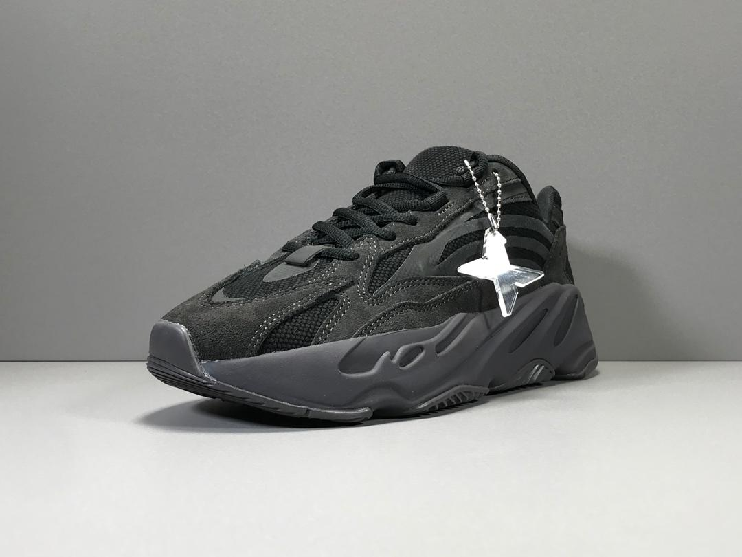 "X版_纯原700V2 小方黑 Adidas Yeezy 700 V2 ""Vanta"",货号_FU6684_莆田xp版本是什么意思"
