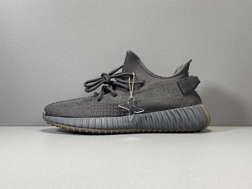 """X版纯原_350V2 生胶黑银河  adidas yeezy boost 350 V2 """"CINDRF"""" ,货号_FY4176_莆田鞋x版本是什么意思"""