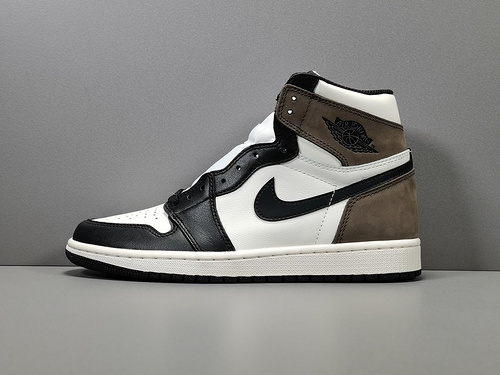 OG版_AJ1  小倒勾  Air Jordan 1 Retro High OG ,货号_555088-105_椰子350og和pk
