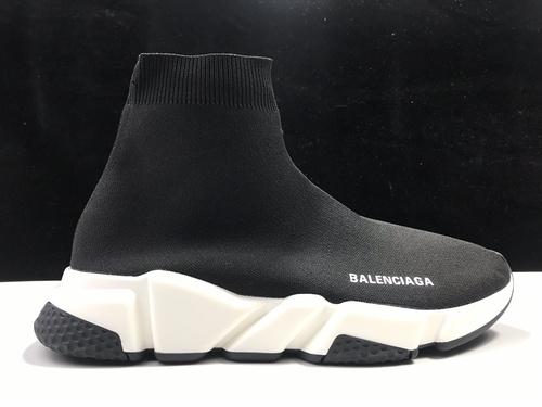 巴黎限定  巴黎世家 balenciaga speed run 经典袜子鞋_dt版本和ljr