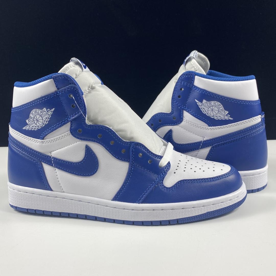 """东莞L Air Jordan 1 OG """"Storm Blue"""" 风暴蓝配色 555088-127_ljr版本700"""