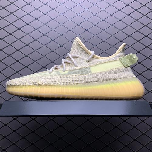 性价比版本 Adidas 阿迪达斯 Yeezy Boost 350V2 椰子新配色 FX9028_特供版莆田aj怎么样