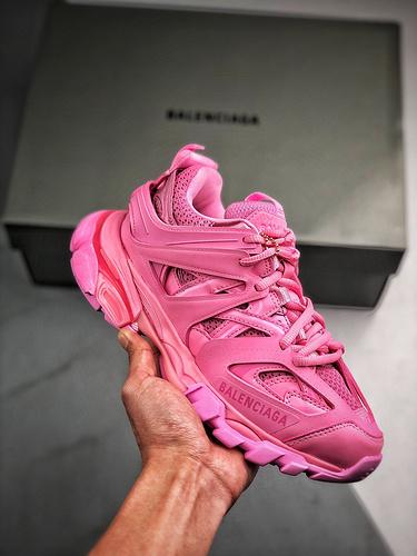 【S2巴黎世家3.0】巴黎世家3.0 三代户外概念鞋  Balenciaga Sneaker Tess 3_s2和h12