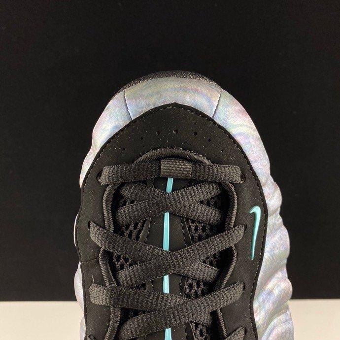 "Nike Air Foamposite One ""Abalone"" 真标真碳纤 鲍鱼喷配色 575420-009_河源市aj专卖店"
