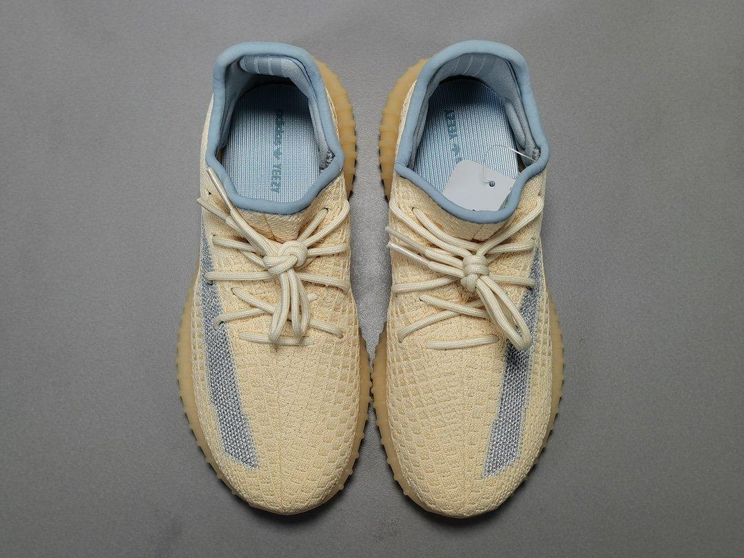 OG版_350V2童鞋 珍珠蓝  Yeezy boost 350V2 kids,货号_FY8658_og毒版aj多少钱