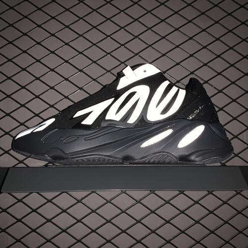 Yeezy 700 MNVN 3M反光 侃爷椰子700 FV4440_aj鞋特供版