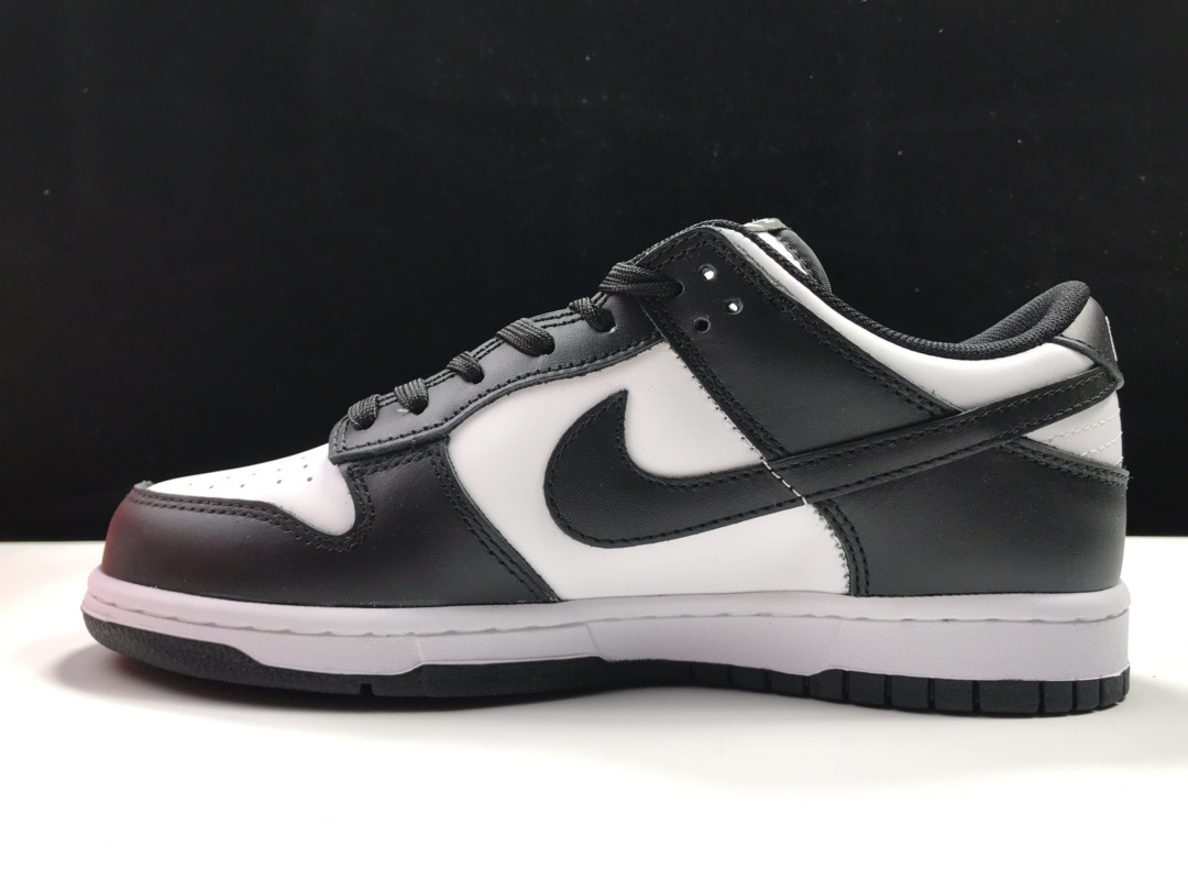"DUNK黑白SB Dunk low ""white/black""  黑白熊猫奥利奥DD1391-100_ljr版本什么意思"