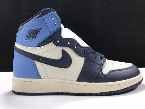 莞H版:AJ1黑曜石女码样品Air Jordan 1 Satin Black Toe,货号:575441-140_在哪能买到ljr版本