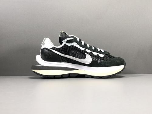 【X版:双勾3.0】黑  sacai x Nike VaporWaffle 货号:CV1363-001_莆田xp版本
