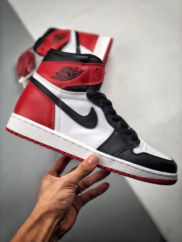 Air jordan 1 OG BlackToe 黑脚趾_鞋子s2纯原是什么意思