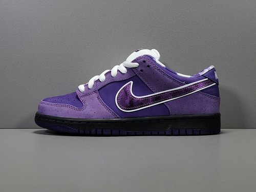 DUNK SB_紫龙虾 Concepts x NK SB Dunk Low 联名 货号BV1013-555_椰子700og和g5