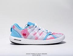 阿迪达斯ADIDAS爆米花小猪佩奇涉水鞋水果鞋3