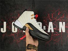 男鞋AirJordan12ChineseNewYear货号881427122乔12中国新年贰拾周年乔12反光白黑4046