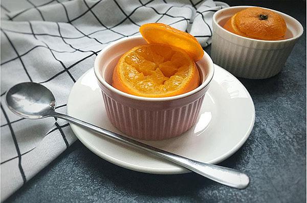 盐蒸橙子吃了之后对身体有哪些好处?-第2张图片
