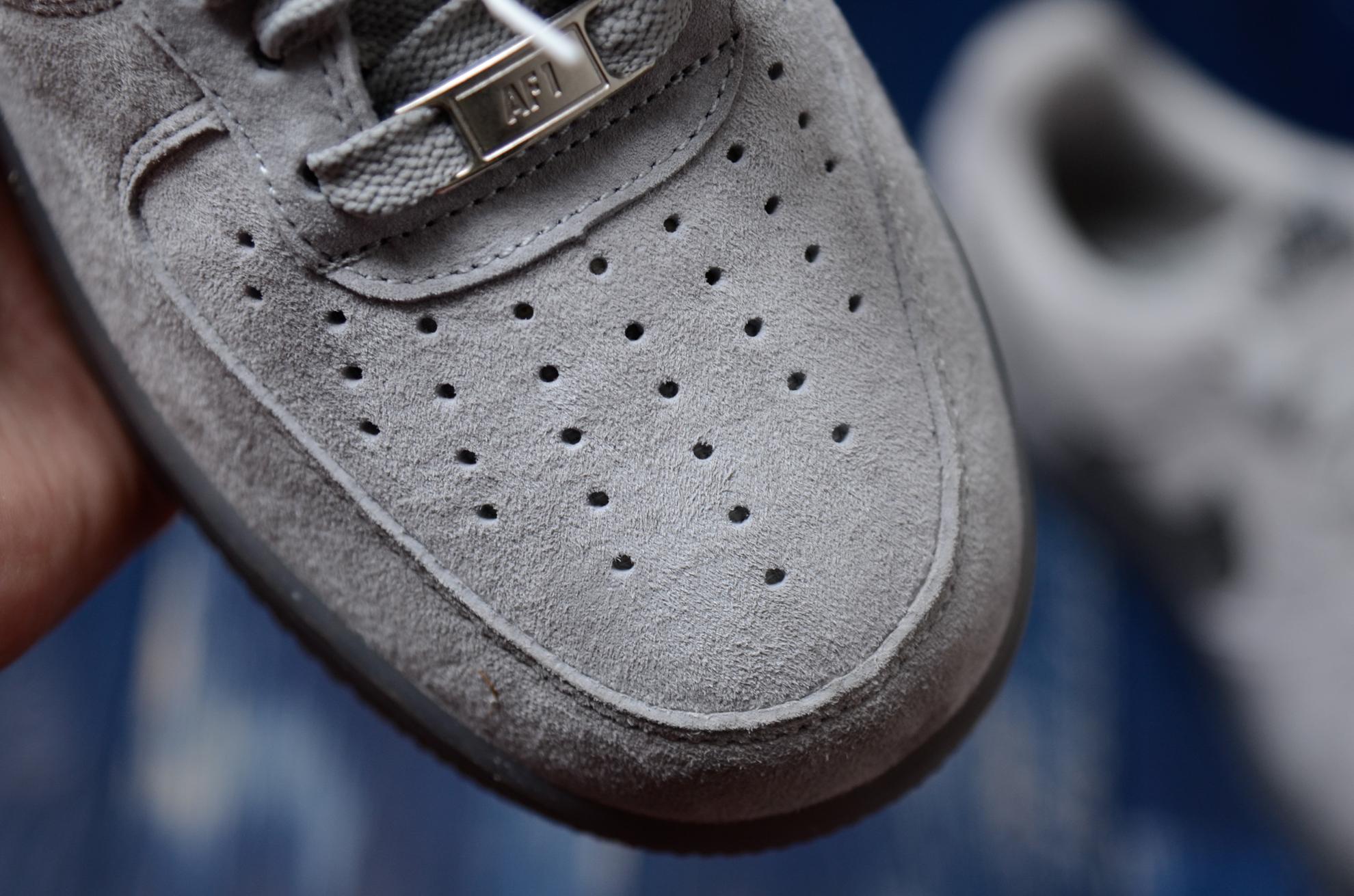 fd7f0b769301 36-45 Nike Air Force1 x Reigning Champ卫冕冠军联名AA1117-118-超A鞋 ...