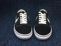 vans定制鞋 Nike x Vans Old Skool 联名款mindseeker 和 Vans Japan 联合推出黑白号码35--4417